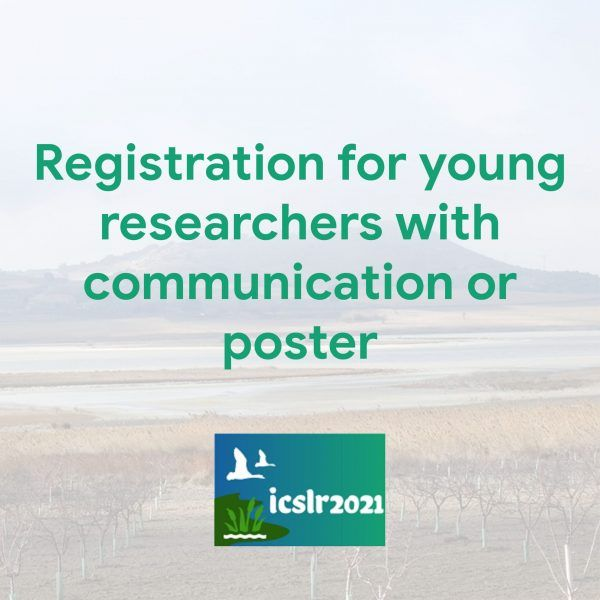 Registration for young researchers with communication or poster scaled